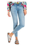 7 for all mankind 7/8-Jeans THE SKINNY CROP , Farbe: VG SLIM ILLUSION ATWATER BLUE (Bild 1)