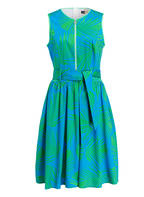 MARCCAIN Kleid, Farbe: 343 azurro (Bild 1)