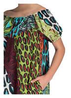 MARCCAIN Off-Shoulder-Kleid, Farbe: 535 parrot (Bild 1)
