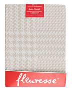 fleuresse Flanell-Bettwäsche LECH, Farbe: BEIGE/ CREME (Bild 1)