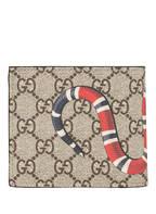 GUCCI Geldbörse GG SUPREME, Farbe: BEIGE/ SCHWARZ (Bild 1)