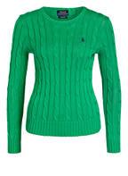 POLO RALPH LAUREN Pullover, Farbe: GRÜN (Bild 1)