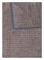 Cawö Handtuch SENSE, Farbe: GRAPHIT/ BLAU (Bild 1)