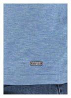 BOSS Feinstrickpullover AMIROY , Farbe: HELLBLAU MELIERT (Bild 1)