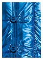 JET SET Skijacke NOLA mit abnehmbarem Echtpelzbesatz, Farbe: BLAU (Bild 1)