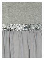 name it Kleid mit Tüll und Pailletten, Farbe: GRAU (Bild 1)