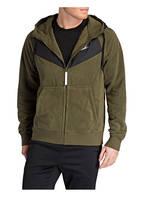 Nike Hybrid-Fleecejacke CORE, Farbe: KHAKI (Bild 1)