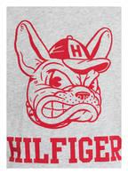 TOMMY HILFIGER T-Shirt, Farbe: GRAU MELIERT (Bild 1)