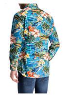 PAUL & SHARK Hemd HAWAII Regular Fit, Farbe: BLAU/ GRÜN/ ROT (Bild 1)