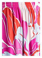 EMILIO PUCCI Rock mit Seidenanteil, Farbe: FUCHSIA/ HELLBLAU/ ROT (Bild 1)