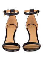 TORY BURCH Sandaletten ELLIE, Farbe: SCHWARZ (Bild 1)