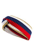 GUCCI Stirnband, Farbe: IVORY/ ROT/ GOLD (Bild 1)