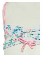 SUNUVA Bandeau-Bikini UV-Schutz mit UPF 50+, Farbe: WEISS/ PINK/ BLAU (Bild 1)