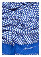 windsor. Schal, Farbe: BLAU/ WEISS (Bild 1)