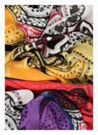 ETRO Schal , Farbe: PINK/ GELB/ LILA (Bild 1)
