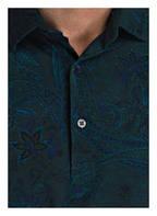 ETRO Piqué-Poloshirt, Farbe: PETROL/ GRÜN (Bild 1)