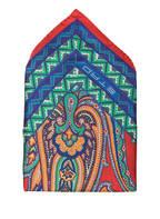 ETRO Einstecktuch, Farbe: GRÜN/ BLAU (Bild 1)