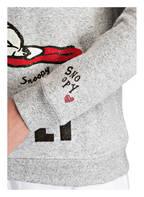 Princess GOES HOLLYWOOD Sweatshirt, Farbe: GRAU MELIERT (Bild 1)