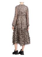 Princess GOES HOLLYWOOD Midi-Kleid , Farbe: BEIGE/ SCHWARZ (Bild 1)