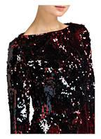 TALBOT RUNHOF Kleid, Farbe: ROT/ SCHWARZ (Bild 1)