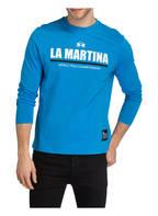 LA MARTINA Langarmshirt, Farbe: BLAU (Bild 1)