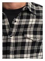 SAINT LAURENT Hemd Tailored Fit, Farbe: SCHWARZ/ CREME KARIERT (Bild 1)