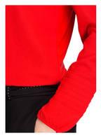 MORE & MORE Bluse, Farbe: ROT (Bild 1)