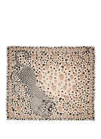 ALEXANDER McQUEEN Schal, Farbe: CREME/ SCHWARZ (Bild 1)