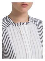 DOROTHEE SCHUMACHER Kleid, Farbe: WEISS/ DUNKELBLAU/ SCHWARZ (Bild 1)