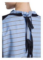 DOROTHEE SCHUMACHER Strickjacke, Farbe: DUNKELBLAU/ HELLBLAU (Bild 1)