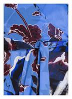 DIANE VON FURSTENBERG Wickelkleid LIZELLA , Farbe: BLAU/ SCHWARZ (Bild 1)
