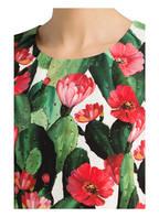 NVSCO Kleid DIANA, Farbe: GRÜN/ PINK/ WEISS (Bild 1)