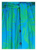 MARCCAIN Blusenkleid , Farbe: 343 azurro (Bild 1)