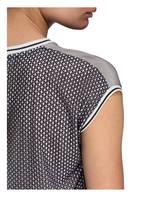 MARCCAIN T-Shirt, Farbe: 910 black&white (Bild 1)