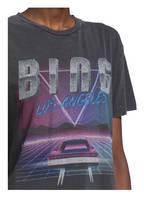 ANINE BING T-Shirt VIPER, Farbe: DUNKELGRAU (Bild 1)
