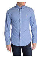 POLO RALPH LAUREN Hemd Slim Fit, Farbe: BLAU/ WEISS KARIERT (Bild 1)