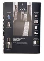 JOOP! Bettwäsche ORNAMENT STRIPE, Farbe: SCHWARZ/ TAUPE/ WEISS (Bild 1)