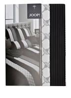 JOOP! Bettwäsche CORNFLOWER STRIPES, Farbe: SCHWARZ/ WEISS/ TAUPE (Bild 1)