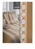 JOOP! Bettwäsche CORNFLOWER STRIPES, Farbe: COGNAC/ WEISS/ BRAUN (Bild 1)
