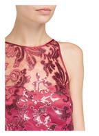 VM VERA MONT Abendkleid, Farbe: BORDEAUX (Bild 1)