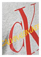 Calvin Klein Nachthemd, Farbe: GRAU MELIERT (Bild 1)