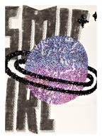 GARCIA Longsleeve mit Paillettenbesatz, Farbe: WEISS (Bild 1)
