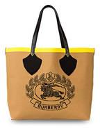 BURBERRY Shopper THE GIANT, Farbe: BEIGE/ GELB (Bild 1)