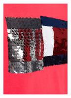 TOMMY HILFIGER Sweatshirt, Farbe: ROT (Bild 1)