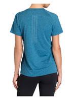 adidas T-Shirt TECH PRIME , Farbe: BLAU MELIERT (Bild 1)