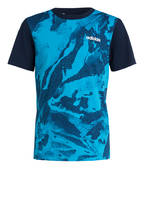 adidas T-Shirt ESSENTIALS, Farbe: DUNKELBLAU/ BLAU (Bild 1)