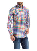 PAUL & SHARK Hemd Regular Fit, Farbe: BLAU/ WEISS/ GRÜN (Bild 1)