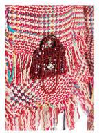 RIANI Blazer-Jacke , Farbe: ORANGE/ ROT/ WEISS (Bild 1)