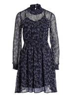 Y.A.S. Kleid, Farbe: DUNKELBLAU/ HELLLILA (Bild 1)