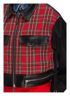 DSQUARED2 Jacke, Farbe: ROT/ SCHWARZ/ BLAU (Bild 1)
